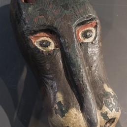Imatge d'un cavall de La Patum