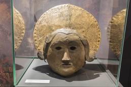 Imatge d'una mascara de La Patum