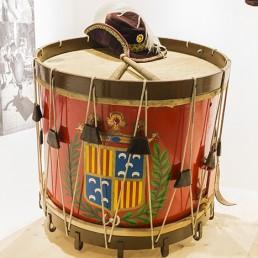 Imatge d'un tambor de La Patum
